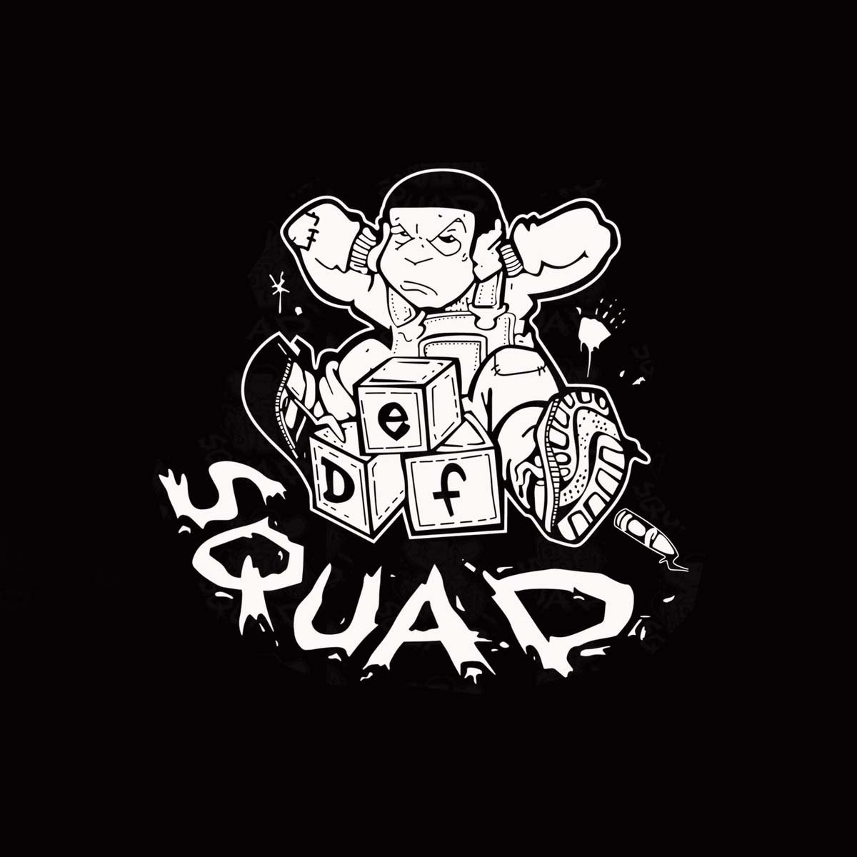 Def Squad Logo