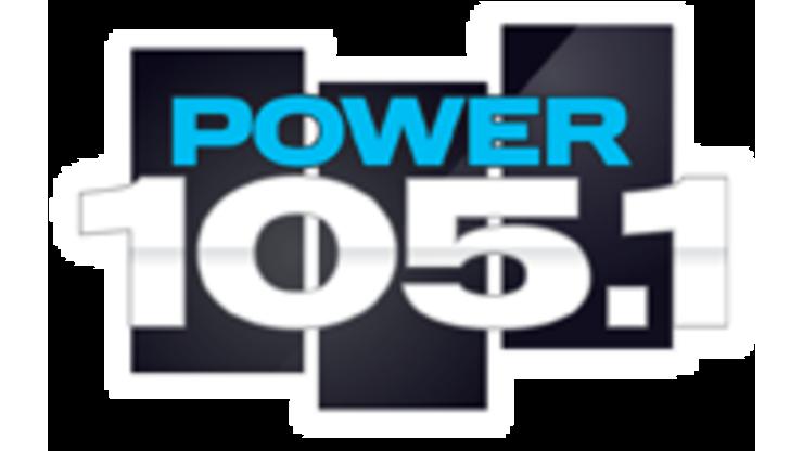 power105.1 logo